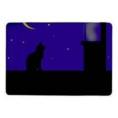 Cat on the roof  Samsung Galaxy Tab Pro 10.1  Flip Case