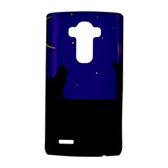 Cat on the roof  LG G4 Hardshell Case
