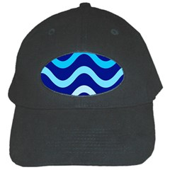 Blue Waves  Black Cap