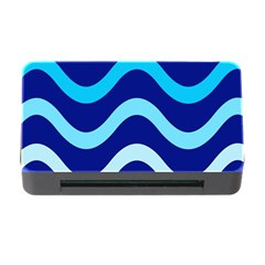 Blue waves  Memory Card Reader with CF