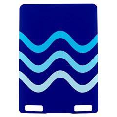 Blue waves  Kindle Touch 3G