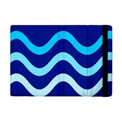Blue waves  iPad Mini 2 Flip Cases