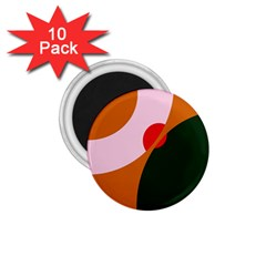 Decorative abstraction  1.75  Magnets (10 pack)