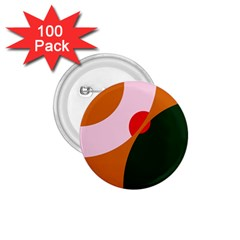 Decorative abstraction  1.75  Buttons (100 pack)