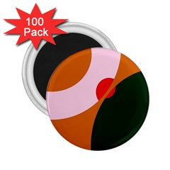 Decorative abstraction  2.25  Magnets (100 pack)