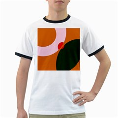 Decorative abstraction  Ringer T-Shirts
