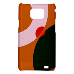 Decorative abstraction  Samsung Galaxy S2 i9100 Hardshell Case