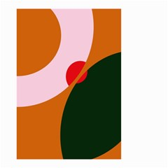 Decorative abstraction  Small Garden Flag (Two Sides)