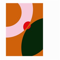 Decorative abstraction  Large Garden Flag (Two Sides)