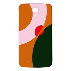 Decorative abstraction  Samsung Galaxy Mega I9200 Hardshell Back Case
