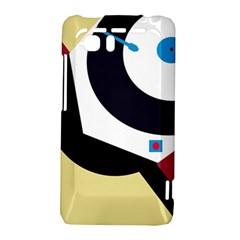 Digital abstraction HTC Vivid / Raider 4G Hardshell Case