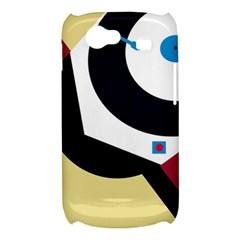 Digital abstraction Samsung Galaxy Nexus S i9020 Hardshell Case