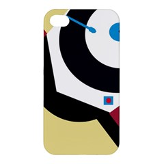 Digital abstraction Apple iPhone 4/4S Premium Hardshell Case