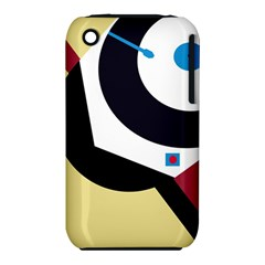 Digital abstraction Apple iPhone 3G/3GS Hardshell Case (PC+Silicone)