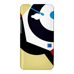 Digital abstraction HTC One M7 Hardshell Case