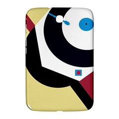 Digital abstraction Samsung Galaxy Note 8.0 N5100 Hardshell Case
