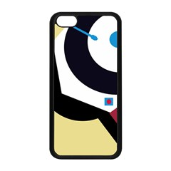 Digital abstraction Apple iPhone 5C Seamless Case (Black)