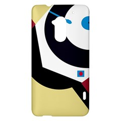 Digital abstraction HTC One Max (T6) Hardshell Case