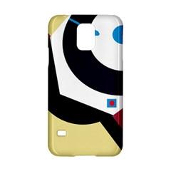 Digital abstraction Samsung Galaxy S5 Hardshell Case