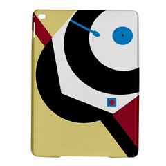 Digital abstraction iPad Air 2 Hardshell Cases