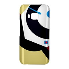 Digital abstraction HTC One M9 Hardshell Case