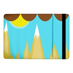 Abstract landscape  Samsung Galaxy Tab Pro 10.1  Flip Case