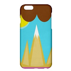 Abstract landscape  Apple iPhone 6 Plus/6S Plus Hardshell Case
