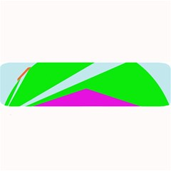 Abstract Landscape  Large Bar Mats