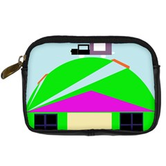 Abstract landscape  Digital Camera Cases