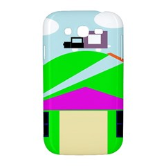 Abstract landscape  Samsung Galaxy Grand DUOS I9082 Hardshell Case