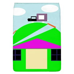 Abstract landscape  Flap Covers (L)