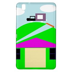 Abstract landscape  Samsung Galaxy Tab Pro 8.4 Hardshell Case