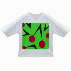 Cherries  Infant/toddler T Shirts