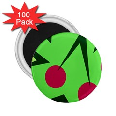 Cherries  2 25  Magnets (100 Pack)