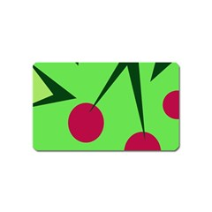 Cherries  Magnet (name Card)