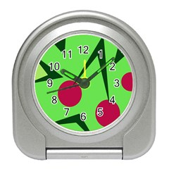 Cherries  Travel Alarm Clocks