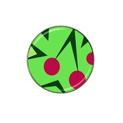 Cherries  Hat Clip Ball Marker (10 pack)