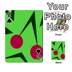 Cherries  Playing Cards 54 Designs