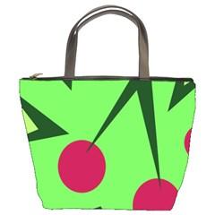 Cherries  Bucket Bags