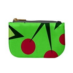 Cherries  Mini Coin Purses