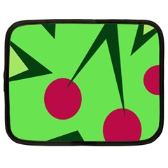 Cherries  Netbook Case (xl)