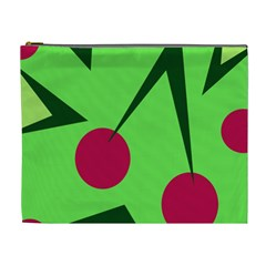 Cherries  Cosmetic Bag (xl)