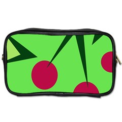 Cherries  Toiletries Bags