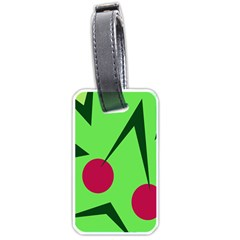 Cherries  Luggage Tags (One Side)