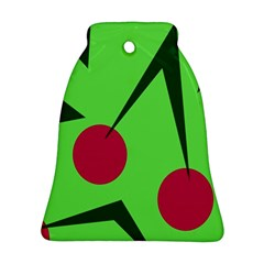 Cherries  Bell Ornament (2 Sides)