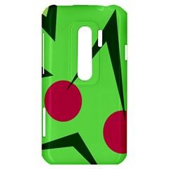 Cherries  HTC Evo 3D Hardshell Case