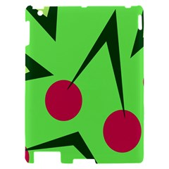 Cherries  Apple iPad 2 Hardshell Case