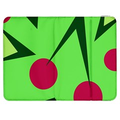 Cherries  Samsung Galaxy Tab 7  P1000 Flip Case