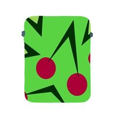 Cherries  Apple iPad 2/3/4 Protective Soft Cases