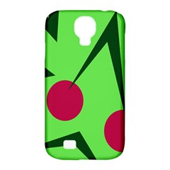 Cherries  Samsung Galaxy S4 Classic Hardshell Case (PC+Silicone)